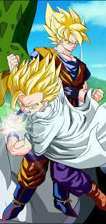 Anime/Dragon Ball Z (1440x3040 ...