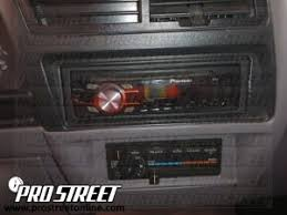 how to ford ranger stereo wiring diagram my pro street 93 Ford Ranger Wiring Diagram 1993 ford ranger stereo wiring diagram 1 1993 ford ranger wiring diagram