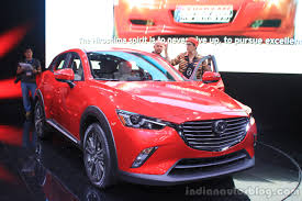 new car launches in july 2014 in indiaMazda CX3 to launch in July in Malaysia