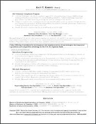 Personal Banker Resume Examples Impressive Sample Investment Banking Resume Business Banker Resume Personal