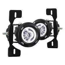 vision x optimus halo led fog lights