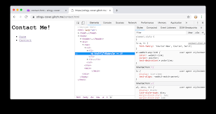 DevTools For Beginners: Get Started with CSS | Tools for Web ...