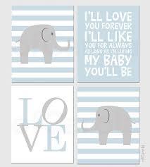 boys nursery elephant wall art print set four prints personalize elephant animals room decor child on baby elephant wall art for nursery with 1248 best baby ideas room crafts clothes parties showers etc