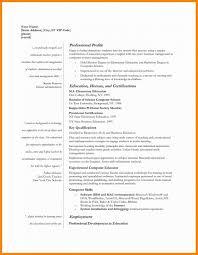 13 Fresh Teacher Resume Template Resume Sample Template And Free