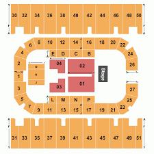 Cogent Metrapark Seating Chart Rimrock Auto Arena Seating