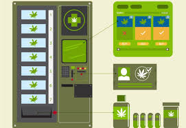 Marijuana Vending Machines Delectable New Vending Machines Would Sell Cannabis Booze And Meds The Fix