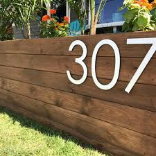 Large modern house numbers 250mm Door Modern House Number Large Modern House Numbers Brushed Aluminum Stud Mounted Metal Address Numbers And Letters Amyhightoncom Modern House Number Large Modern House Numbers Brushed Aluminum Stud