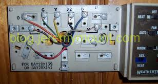 sometimes useful stuff programmable honeywell thermostat trane thermostat wiring color code trane weathertron thermostat wiring diagram