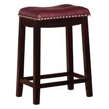 christopher knight home austin oxblood red bonded leather club chair by com