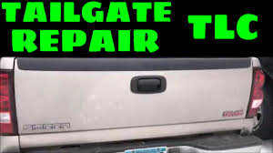Chevy Silverado/GMC Sierra Tailgate Hinges/Cables/Strikers ...