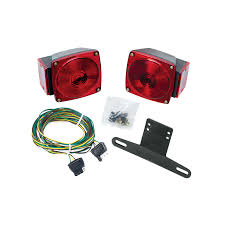 Trailer Light Wiring Harness Reese Combination Trailer Light Kit 80 Series