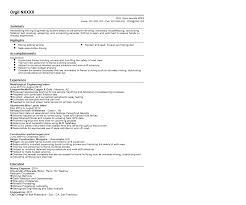 Sample Of Resumes 4 Uxhandy Com