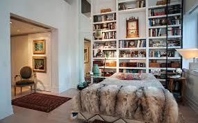 Bookcase Headboard King Size