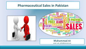 Pharmaceutical Sales In Pakistan