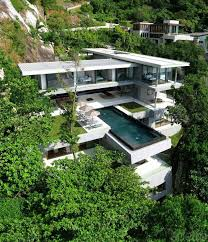 great architecture houses. Designed-for-life: \u201cHouse On The Rocks \u2013 Villa Amanzi, Phuket, Thailand Amanzi Designed By Original Vision, Managed Luxuruy Resort Operators Paresa Great Architecture Houses