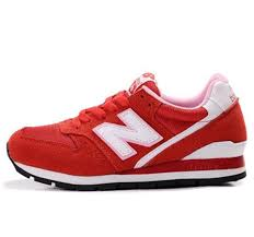new balance shoes red. new balance sneakers cw996rw all red white logo outlet store shoes