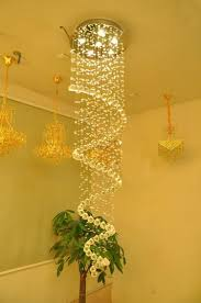 chandeliers 450mm 1500mm led modern crystal chandelier light fixture crystal lamp 100 guarantee re dia