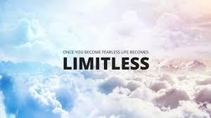 Fearless Motivational Quote Desktop Wallpaper Templates By Canva Cool Motivational Quotes Wallpaper