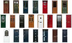 front doors. Standard Composite Front Doors