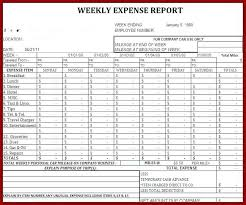 Monthly Expenses Report Simple Monthly Expenses Template Metalrus