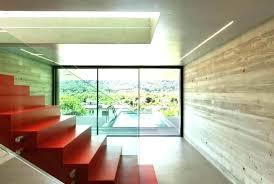 indoor glass stair railing kits inside modern railings