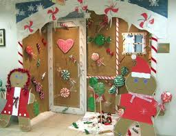 christmas door decorations for office. Christmas Door Decorating Ideas Funny Decorations Office Design And Images Gallery Related Contest . For