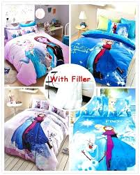 frozen bed sheets full frozen full bed set whole frozen princess cotton comforter bedding sets single twin full queen king frozen full bed set disney