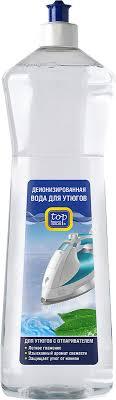 """<b>Деионизированная вода</b> """"Top House"""" для утюгов с ..."""