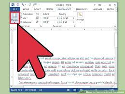 3 Ways To Format A Word Document Wikihow
