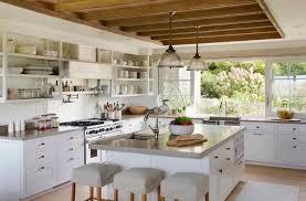 white cabinets concrete countertops
