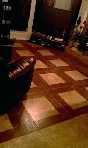 dark wood porcelain tile brown sf detail view look s salvage l