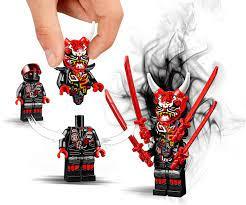 LEGO 70639 Ninjago Straßenrennen des Schlangenjaguars (Vom Hersteller nicht  mehr verkauft): Amazon.de: Spielzeug