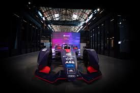Automotive Graphic Design Jobs Designing For Speed Meet Envision Virgin Racings Graphic