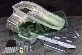 AMS Mitsubishi Lancer Evolution VII VIII IX 4G63T Wet Sump Oil Pan ...