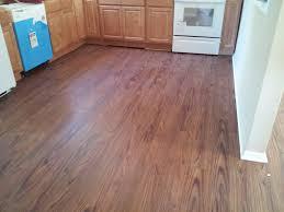 Vinyl Kitchen Flooring Vinyl Wood Plank Flooring In Kitchen All About Flooring Designs