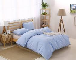 light blue duvet covers what are duvet covers white and light blue color