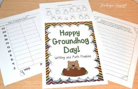 groundhog day activities printables teaching to inspire groundhog day activities and a suggested aloud