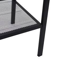 Amazoncom Vidaxl Ladder Bookcase 4 Tiers Plant Display