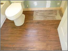 how to install vinyl plank flooring in a bathroom cozy how to install vinyl plank