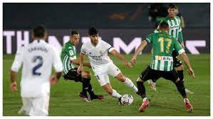 Real Madrid vs Betis | LaLiga Santander: Real Madrid ratings vs Betis: Los  Blancos cannot do without Vinicius