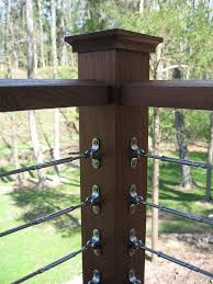 cable railing systems google search deck25