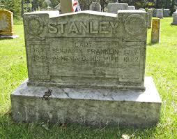 Capt Benjamin Franklin Stanley (1842-1917) - Find A Grave Memorial
