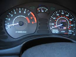 1999 mitsubishi 3000gt interior. black gauge faces 1999 mitsubishi 3000gt interior m