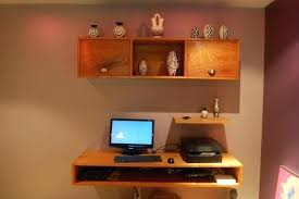 homcom floating wall mount office computer desk. Custom Floating Computer Desk By Fine Woodworking Made Homcom Wall Mount . Office