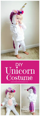 unicorn costume diy tutorial such a cute handmade costumes idea for kids