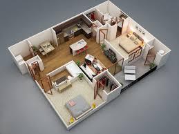 Small 2 Bedroom Apartment Apartments Apartment Floor Plans Of 2 Bedroom 2 Bath Apartment