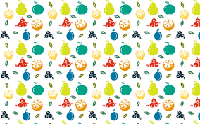 Fruit Pattern Amazing Seamless Fruit Pattern Icons PNG Free PNG And Icons Downloads