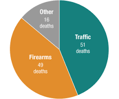 Study Traffic Incidents Top Cause Of Police Deaths Npr