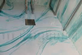 Rivestimento spatolato decorativo pavimentazione pareti e piatto