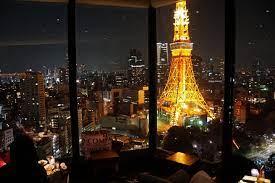 صالة السماء وحديقة النجوم في طوكيو - طوكيو - Japan Travel